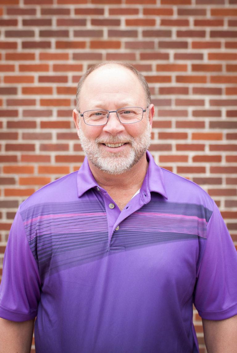 Clark Wilharm, Executive Director